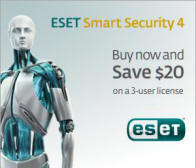 ESET Save 25% - Download Now