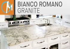bianco granite countertops