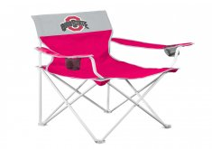 lovely ohio state chairs   Logo Chairs Big Boy NCAA Ohio State Buckeyes Folding Camping Chair